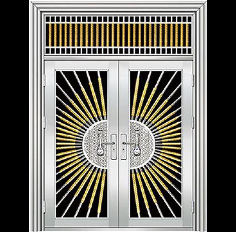 6090 不锈钢门