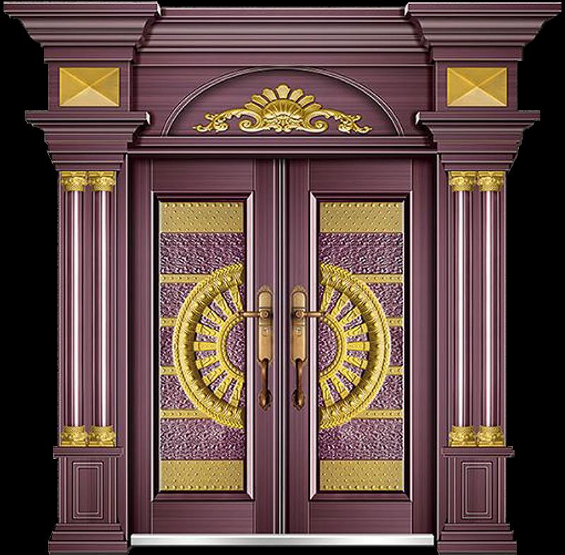 6001 真紫铜 (镶嵌拼接)