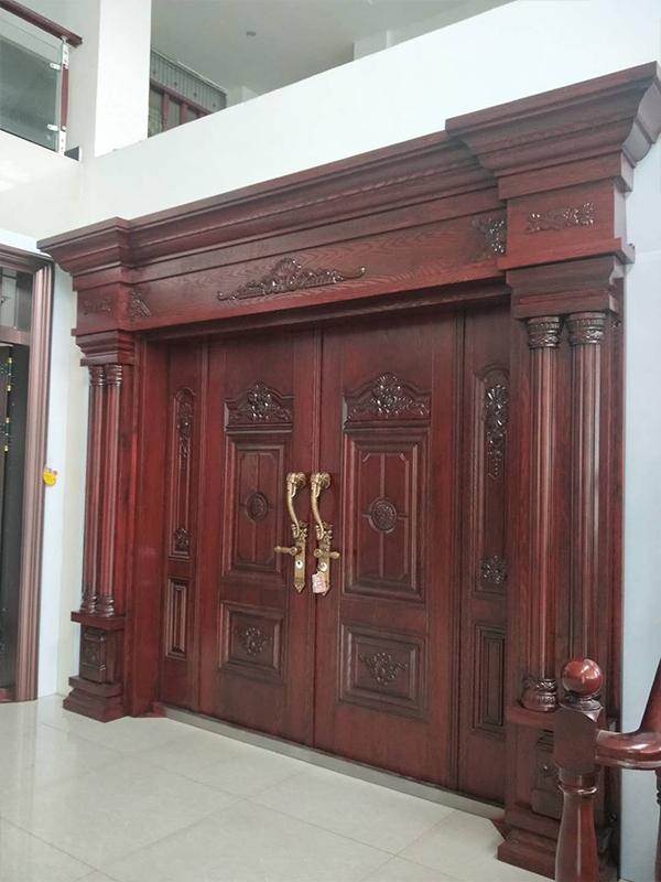 江西别墅铜门